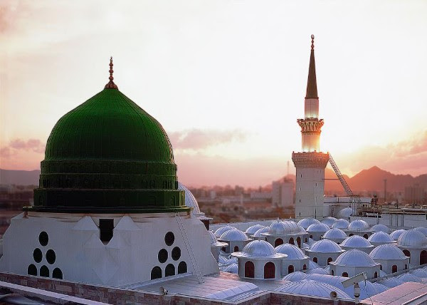 beautiful-madina-sharif
