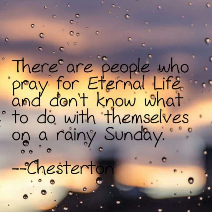 Quotes About Rainy Sunday 29 Quotes