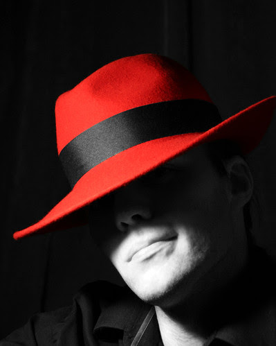 Red Trilby