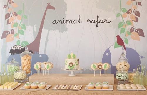 safari party!