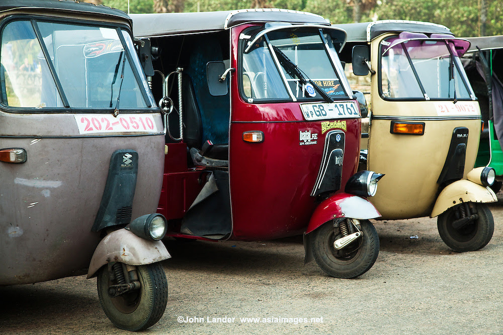 Sri Lanka Tuk Tuk John Lander Photography
