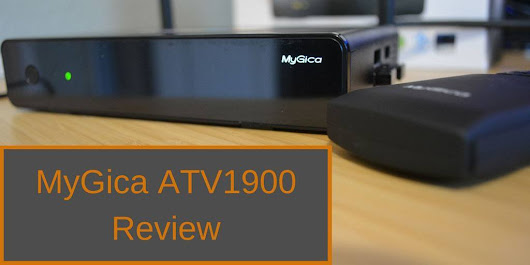 MyGica ATV1900 Pro Review - AndroidPCReview