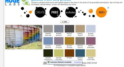 separar as cores