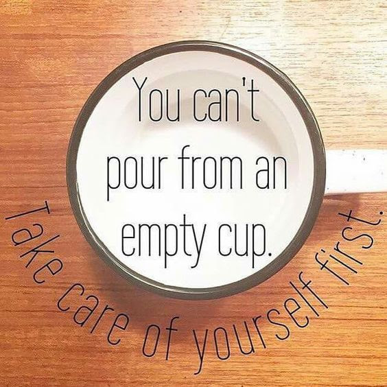 Is Your Cup Empty Or Full The Importance Of Self Care The Edit Blog