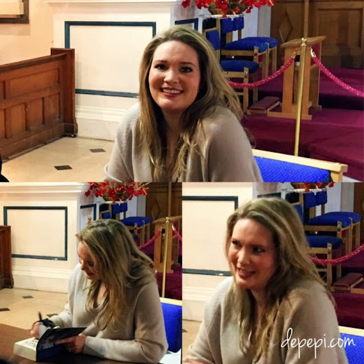 Sarah J. Maas' Tower of Down Fan Event in Brighton! - dePepi