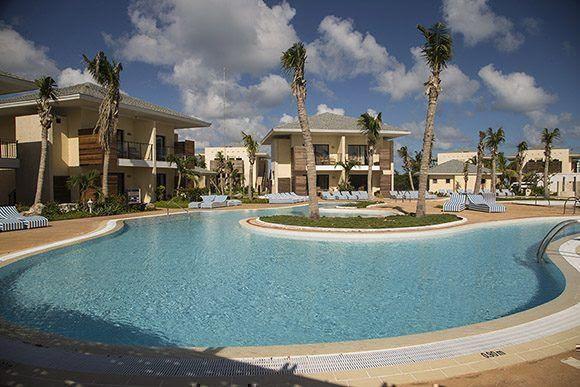 Hotel en Cayo Santa Maria. Foto: Ismael Francisco/ Cubadebate.