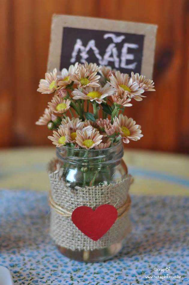 Lembrancinhas para o Dia das Mães - 5 idéias de DIY