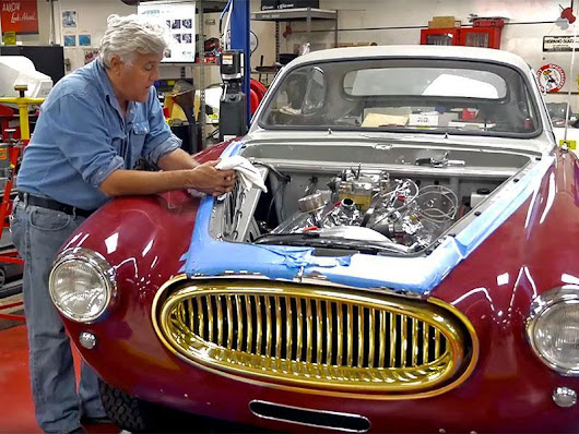 See All of Jay Leno's Current Restoration Projects