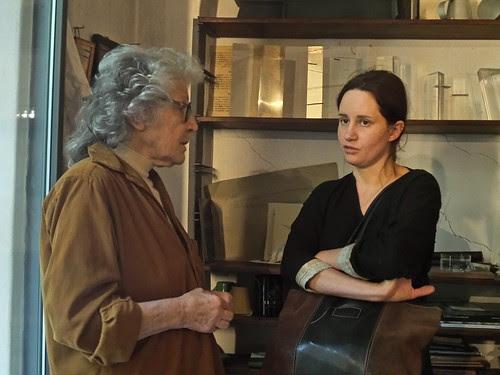 Amalia Del Ponte e Iolanda Ratti by Ylbert Durishti