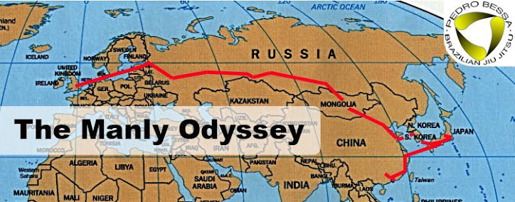 The Manly Odyssey