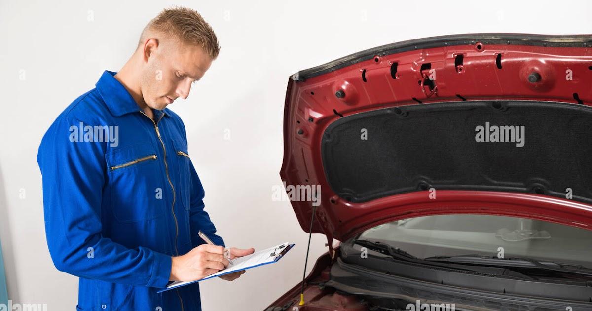 Diagnostic Test On Car