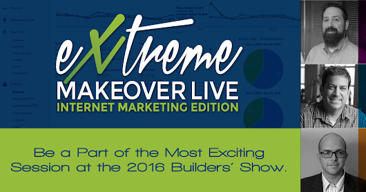 Extreme Makeover Live: Internet Marketing Edition