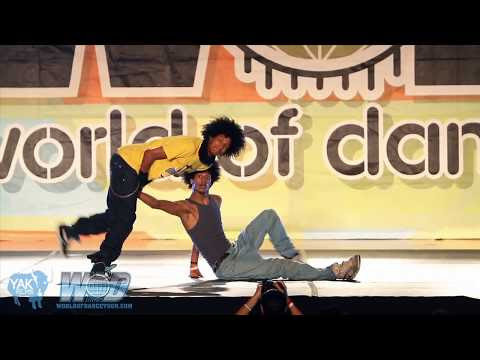 Les Twins ganharam o World of Dance 2017