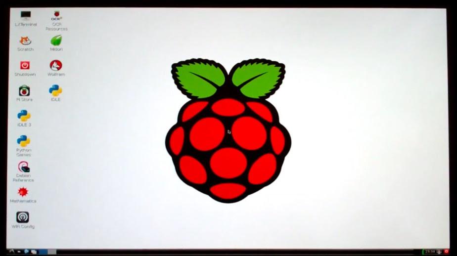 raspberry pi noobs setup 4