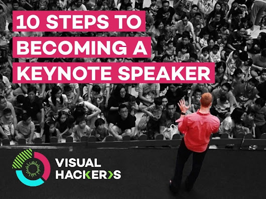 10 Steps to Becoming a Keynote Speaker