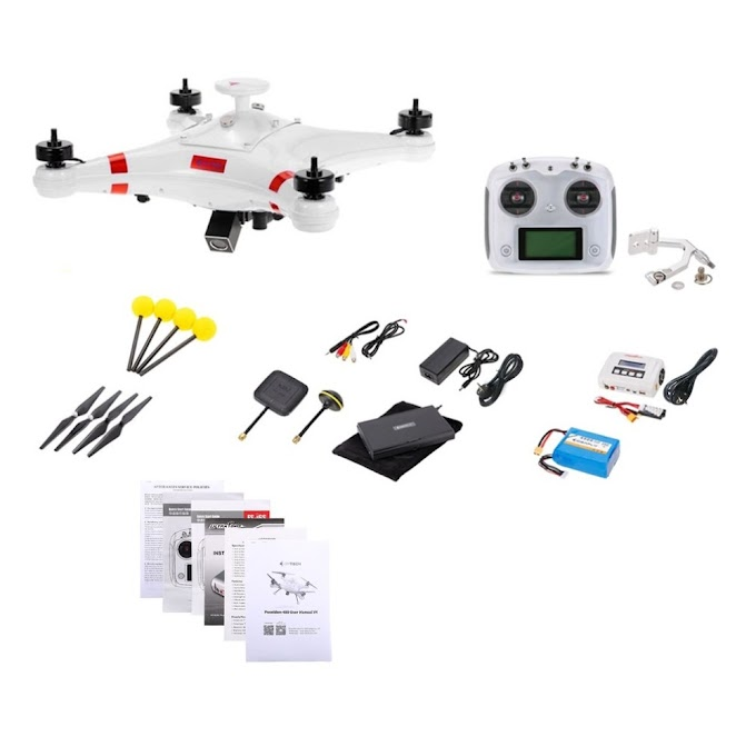 H480 Brushless 5.8G FPV 700TVL Camera GPS Quadcopter Aircraft UAV with OSD Waterproof Professional Fishing RC Drone