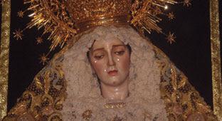Interior concede <br>la Medalla de Oro al <br>Mérito Policial a la <br>virgen María del Amor
