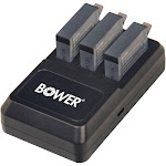 Bower Xtreme Action Series Triple Battery charger / power adapter