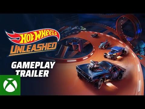 Hot Wheels Unleashed, pierwszy zwiastun gry