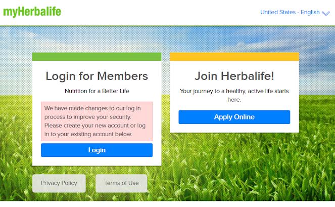 Join Herbalife - Herbalife Online Retail