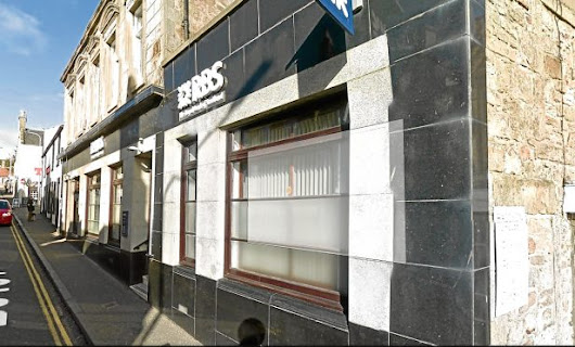 Mobile banking service cut in Anstruther | Councillor Linda Holt