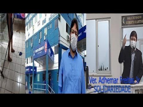 Imperatriz, HMI, o maior Hospital de portas abertas, sem limpeza nas enfermarias, em plena Pandemia?