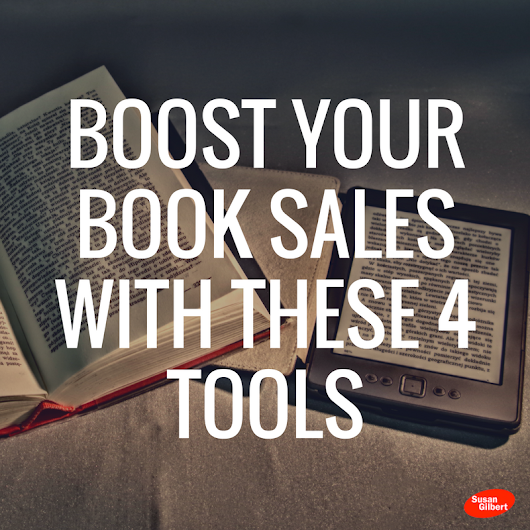 4 Tools You Can Use to Increase Your Book Sales Online