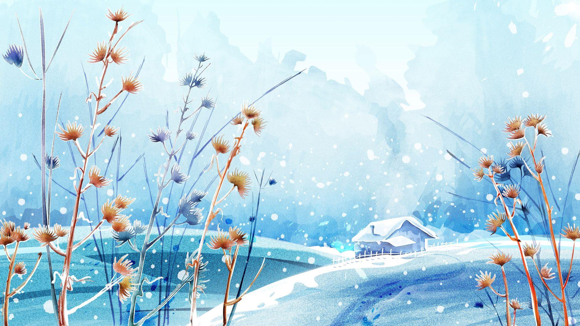 Beautiful Winter Wallpapers for Desktop 49+ images