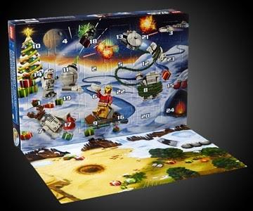 LEGO City Advent Calendar 60235 Building Kit 234 Pieces New 2019