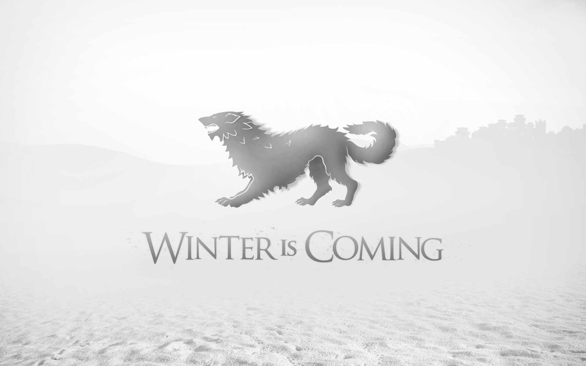Game Of Thrones House Stark Wallpaper High Definition High