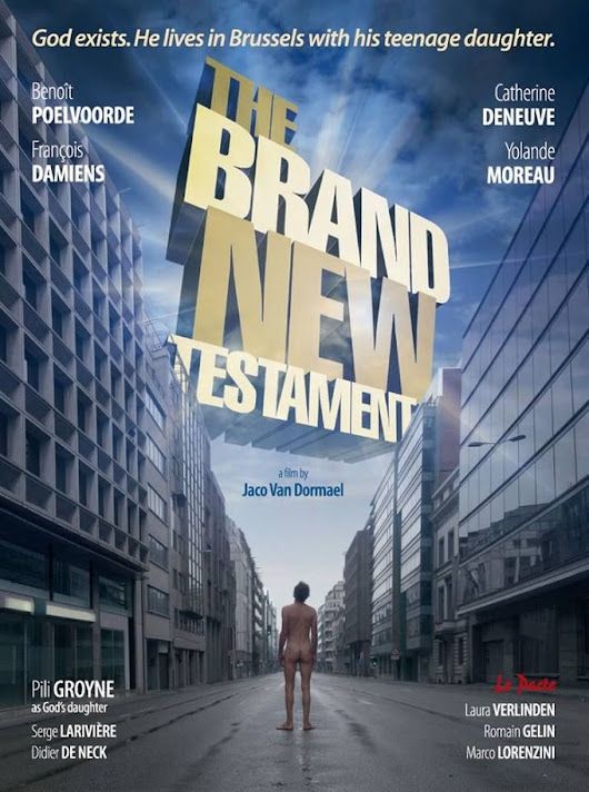 [Fantastic Fest Review] The Brand New Testament