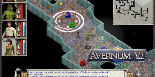 Another Weekend, Another Spiderweb RPG Sale: Get 'Avernum 6' For Half-Price