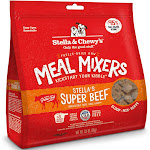 Stella & Chewy's Super Beef Freeze Dried Meal Mixers 18 oz | Dog Food