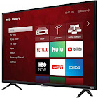 TCL 43S425 43 in. 4K Smart LED Roku TV