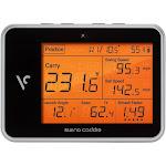 Voice Caddie Golf Swing Caddie SC300 Portable Launch Monitor, Black