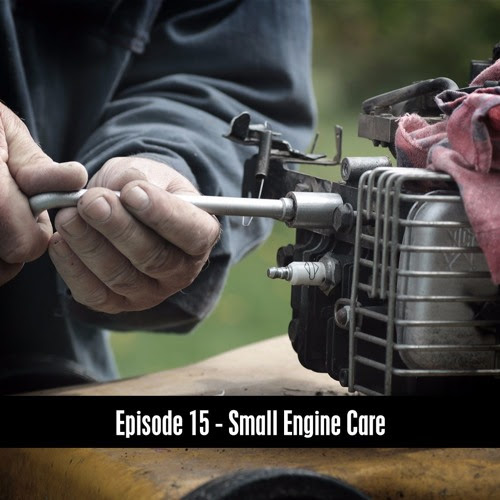 The D&B Show Episode 15 - Snowblowers to Lawn Mowers, Small Engine Care by The D&B Supply Show
