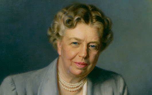 Eleanor Roosevelt: The Arc of Her Journey with Ann Atkins