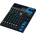 Yamaha MG10 10-Channel Analog Mixer