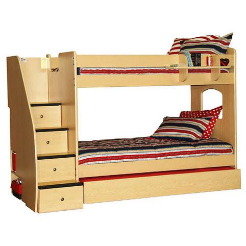 Berg Furniture Loft Beds and Bunk Beds