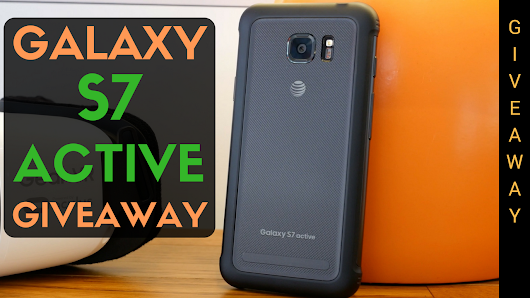 Samsung Galaxy S7 Active Giveaway