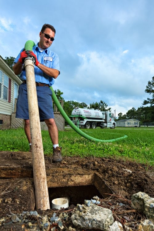 Septic | Craven AG Services, Inc. | Craven County, NC
