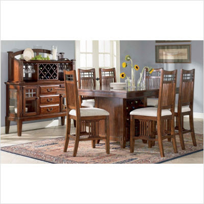 Conner Counter Height Dining Real Wood Furniture