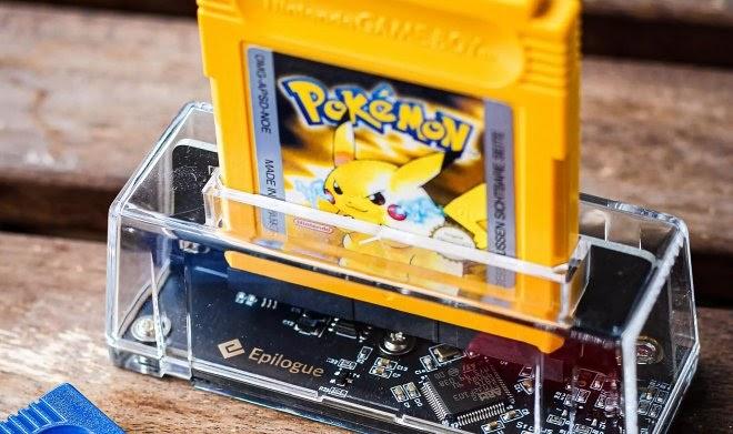 Крошечное устройство GB Operator позволит играть в игры Game Boy на обычном компьютере
