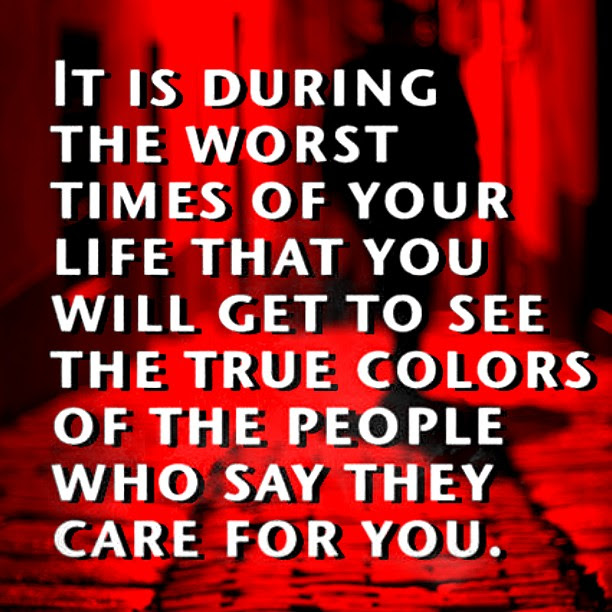 Peoples True Colors Quote Quote Number 690761 Picture Quotes
