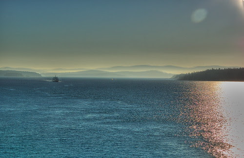 Island vessels HDR