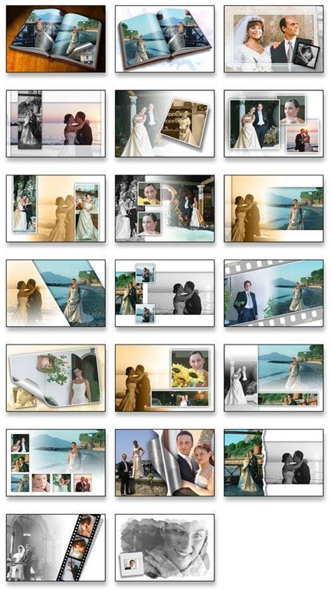 Wedding Album Templates   Download PSD Templates to learn
