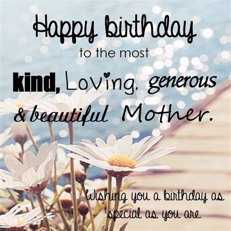Happy Birthday Mum Quotes Uk
