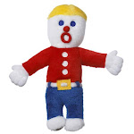 Multipet International 16715 Mr Bill Plush Dog Toy, 10""