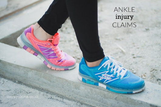 Ankle injury claims