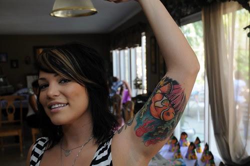 tattoo of Nemo